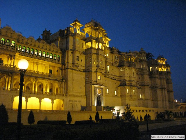 City Palace, Udaipur, India