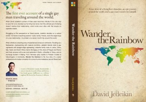 Wander the Rainbow full cover spread