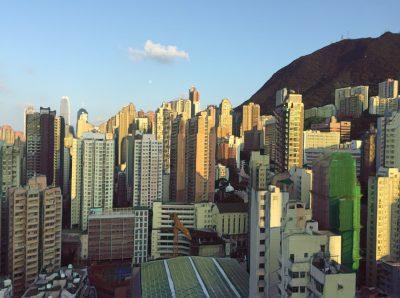 HongKongSkylineFromHotelPrisma